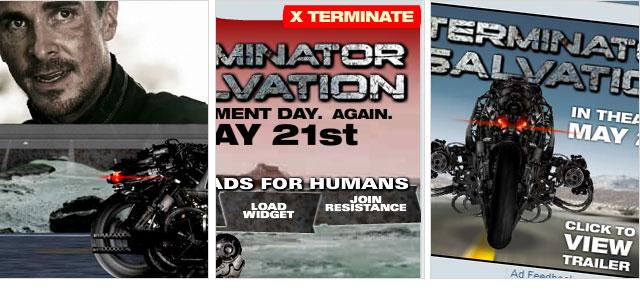 Terminator Salvation Ad Concept